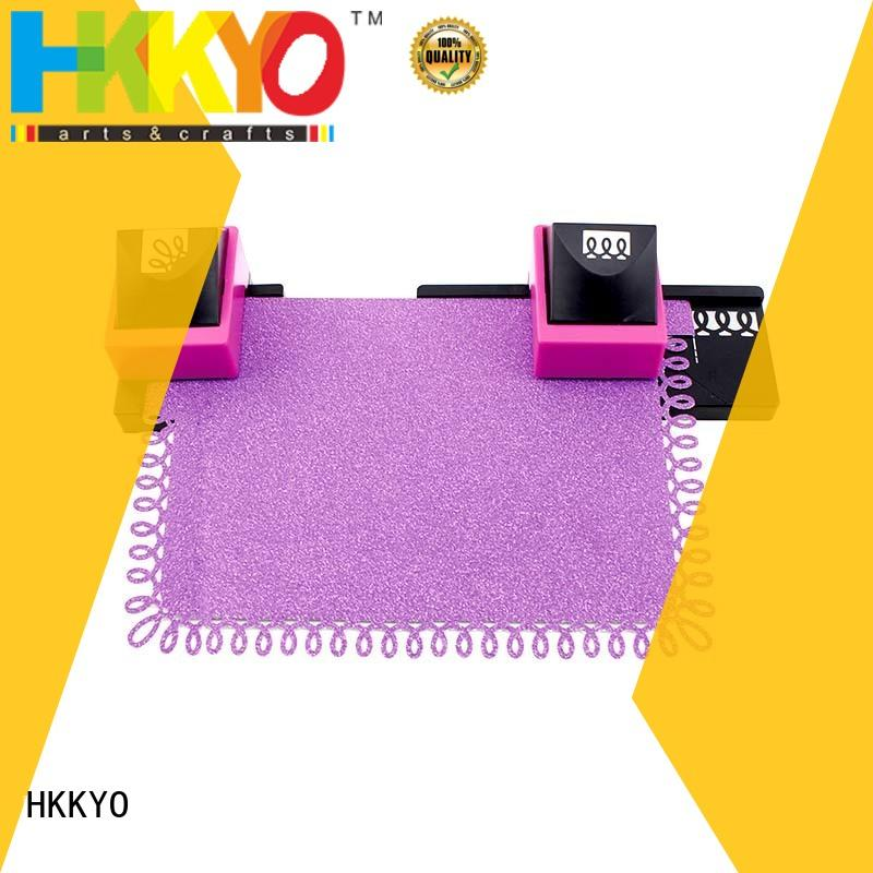 creative paper punch set border wholesale for greeting card