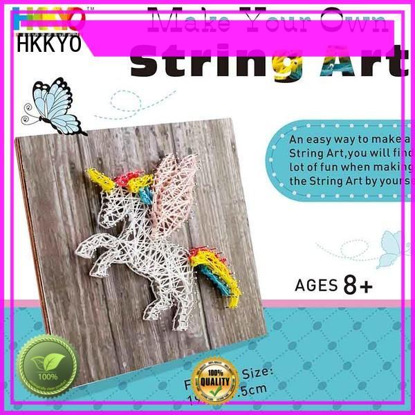 HKKYO foam craft sets for girls creative for decoration
