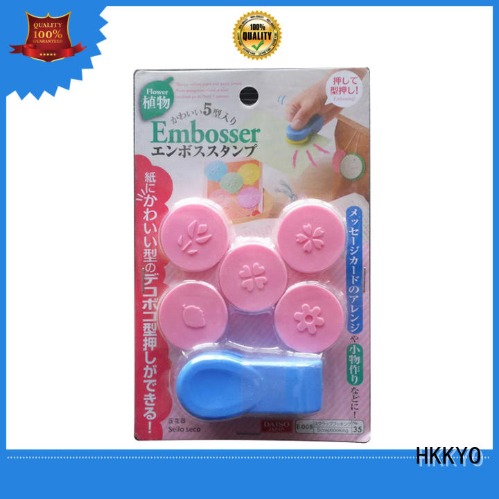 multi-patterns punch craft tools ABS convenient for envelopes