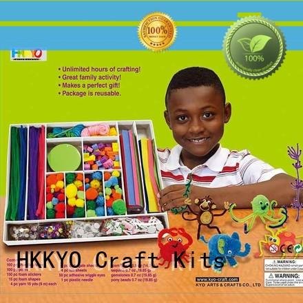 Top toy craft kits big box factory for greeting cards