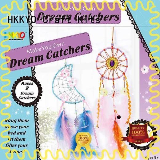 HKKYO steel christmas craft kits Supply for girls