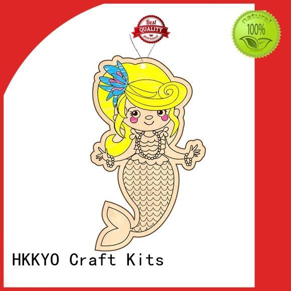 birdhouse kit craft easy-to-do for birthday gifts HKKYO