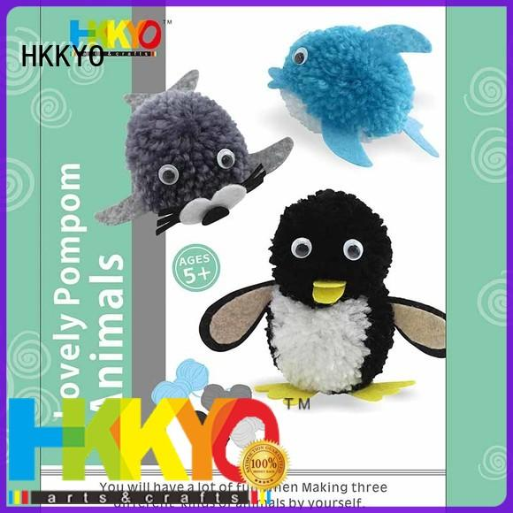 HKKYO High-quality christmas craft kits company for decoration