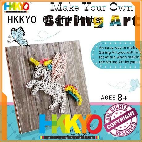 HKKYO Best craft set Suppliers for birthday gifts