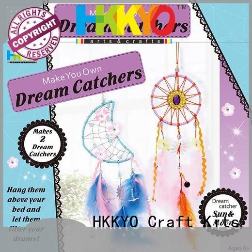 HKKYO beautiful scrapbook page kits educational for decoration