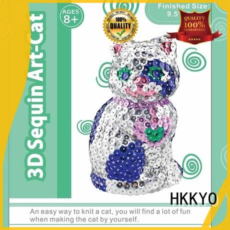 HKKYO painting craft sets for girls company for decor