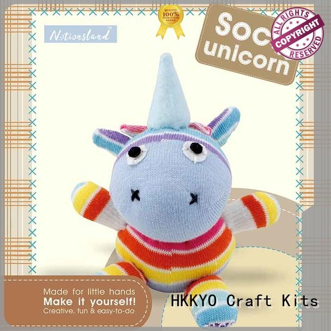 HKKYO cute complete scrapbook kit wholesale for DIY craft
