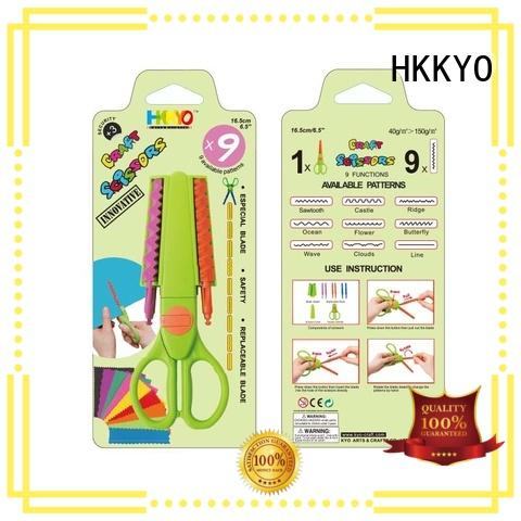 Top craft scissors set many patterns Suppliers for art & craft lovers