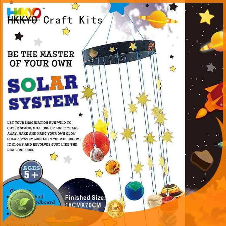 HKKYO rock craft sets for kids for business for gifts