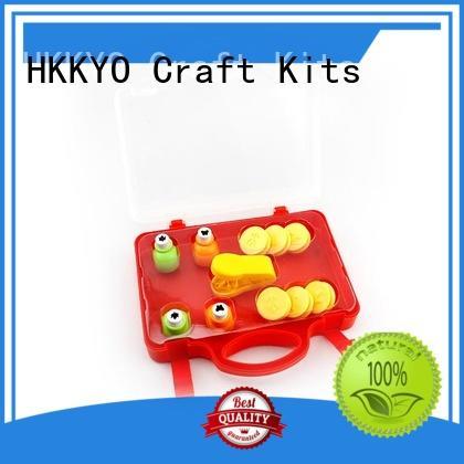 funny mini craft punch set wholesale for DIY scrapbook