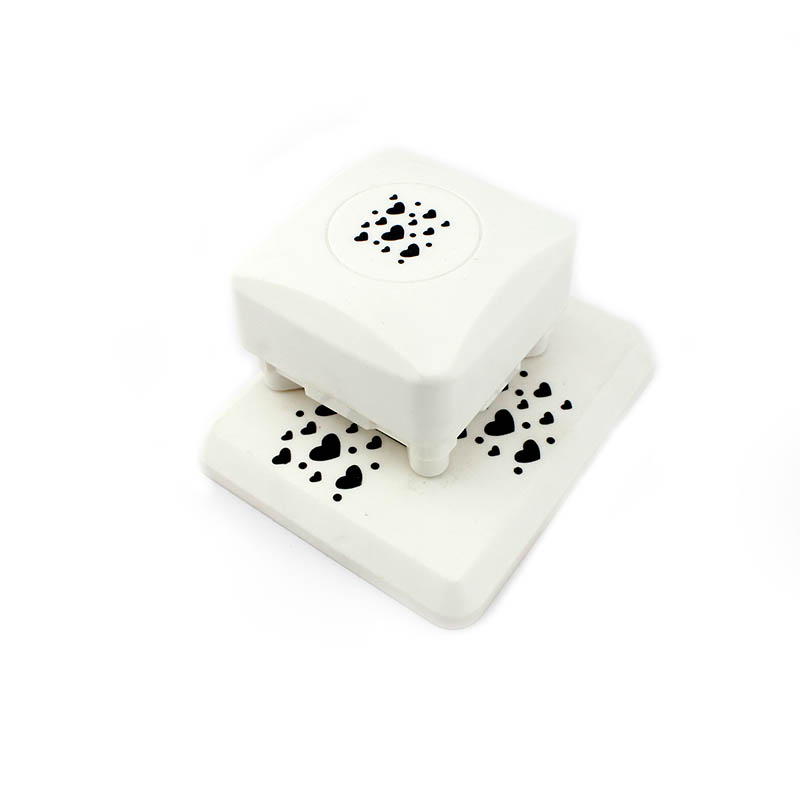 creative everywhere window punch supplier for birthday cards HKKYO-craft punch, craft kits,stationer