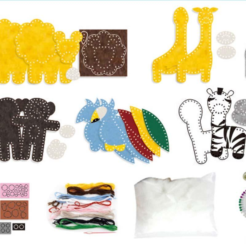 My First Sewing Stitching Starter kit for Kid Beginner