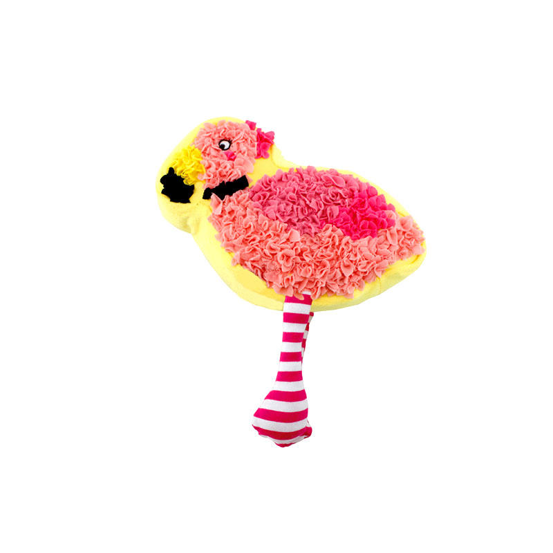 Plush Craft Flamingo Pillow