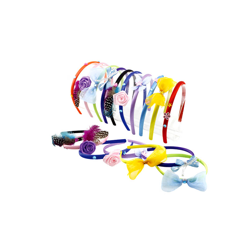 headbands craft sets for kids do-it-yourself for DIY craft-craft punch, craft kits,stationery sets-H