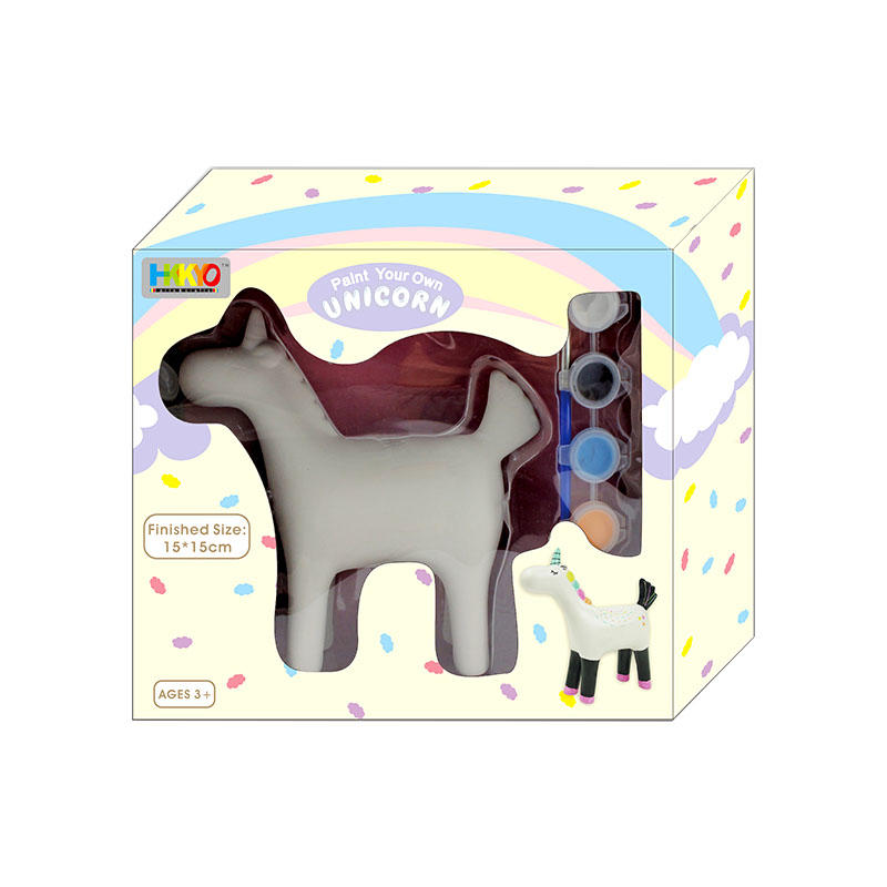 Paint and Color Your Own Unicorn Craft Kit