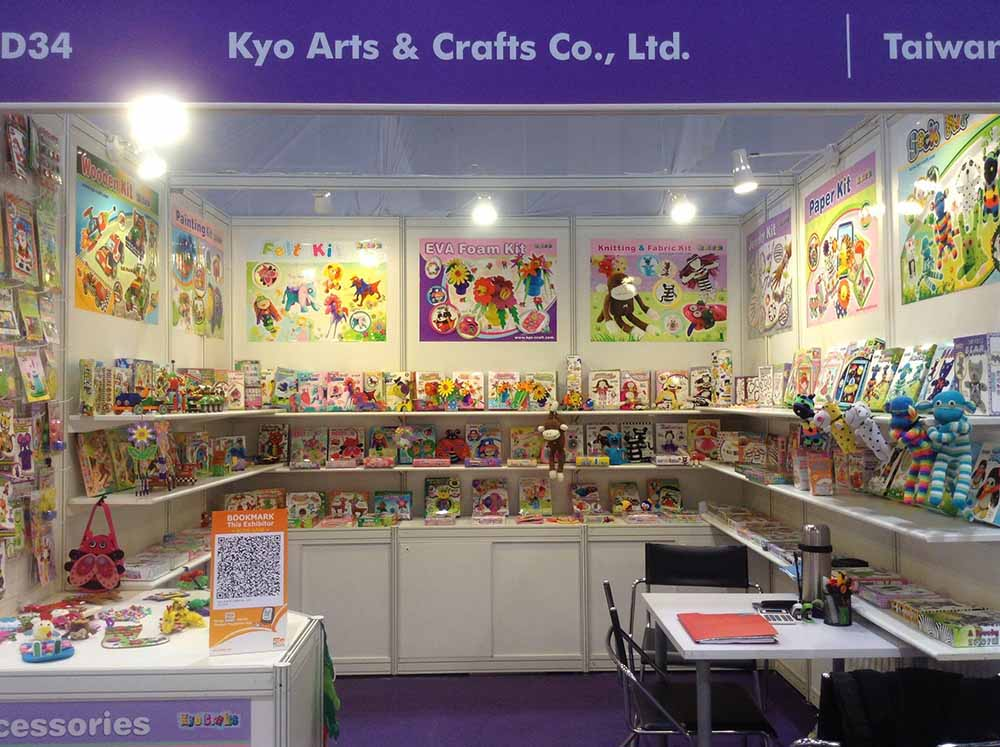 news-HKKYO-HK Kyo Arts Crafts Co, Ltd HK Toys Games Fair-img