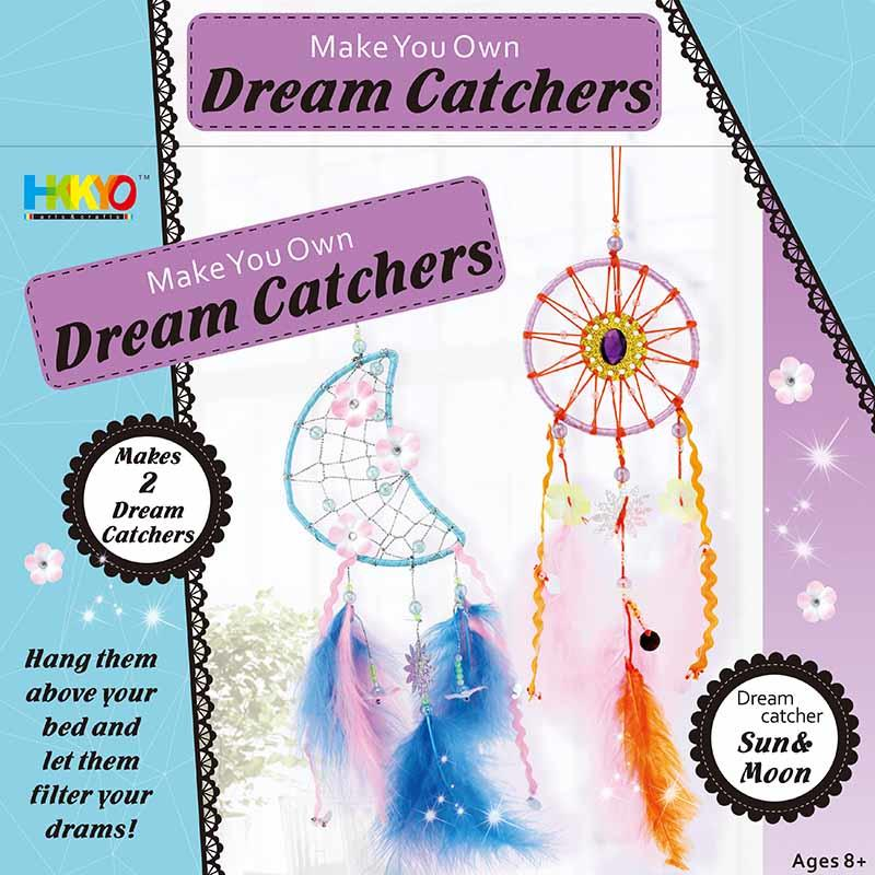 DIY Dream Catcher Arts and Crafts Kit
