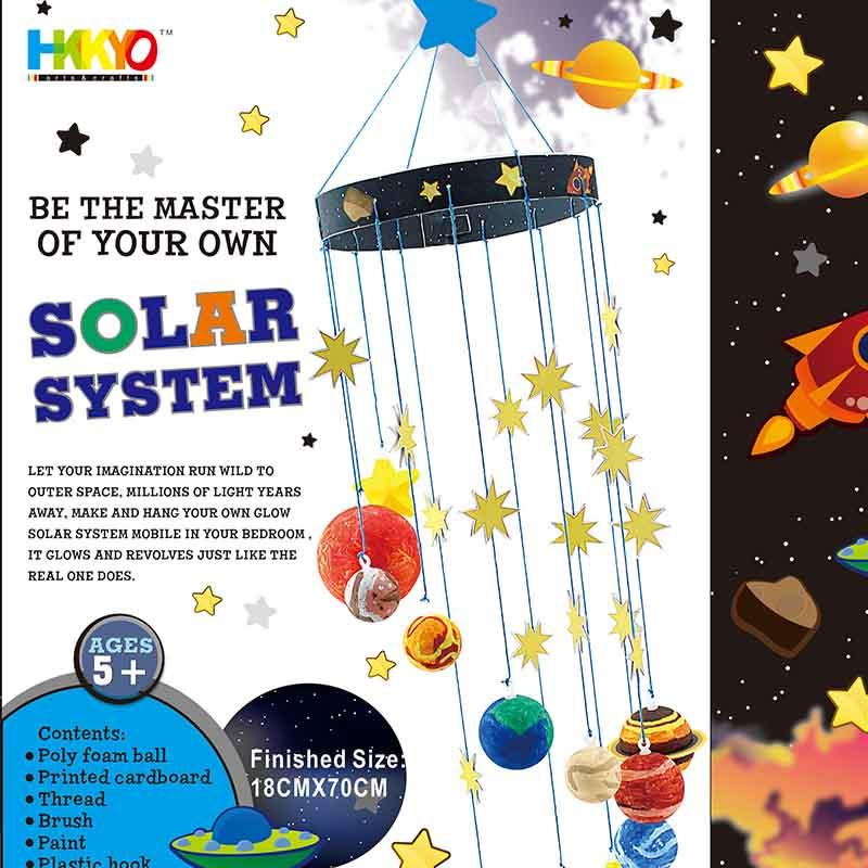 Create Your Own Planets Solar System Craft Science Kit