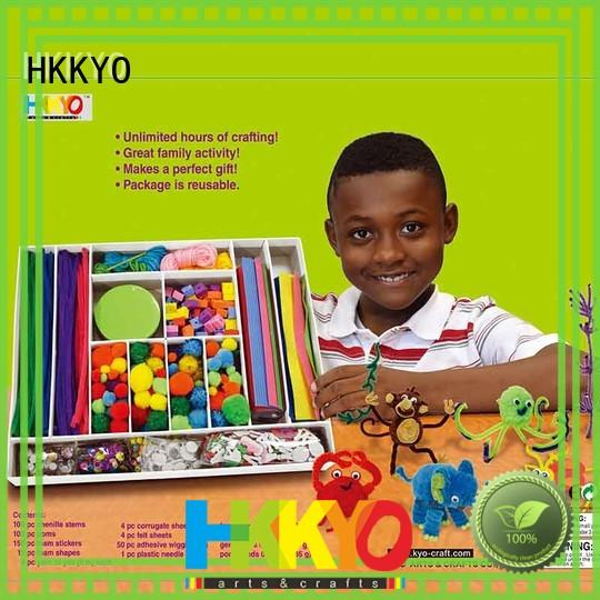HKKYO Top toy craft kits Supply for making decoration