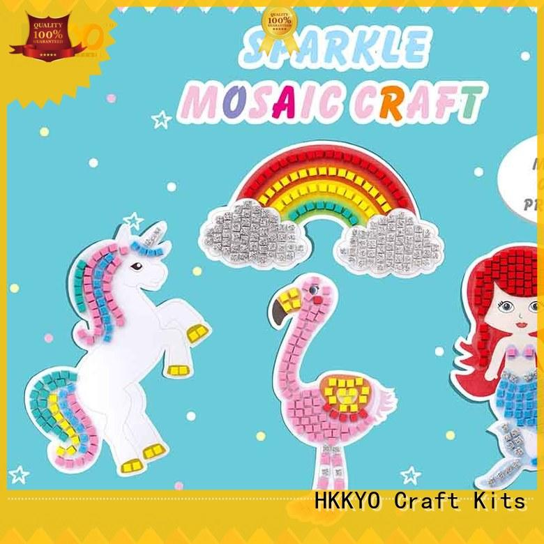 unique craft kits paper template manufacturer for DIY crafts