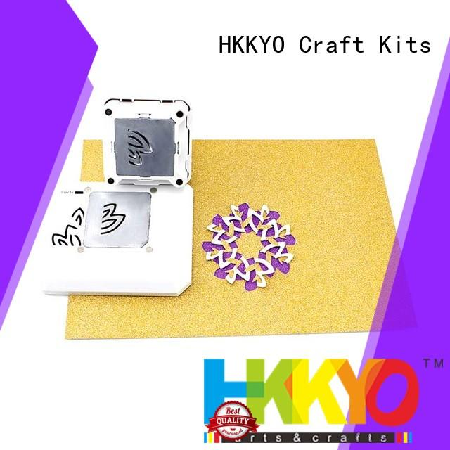 HKKYO New paper shape punch Suppliers for framing photos