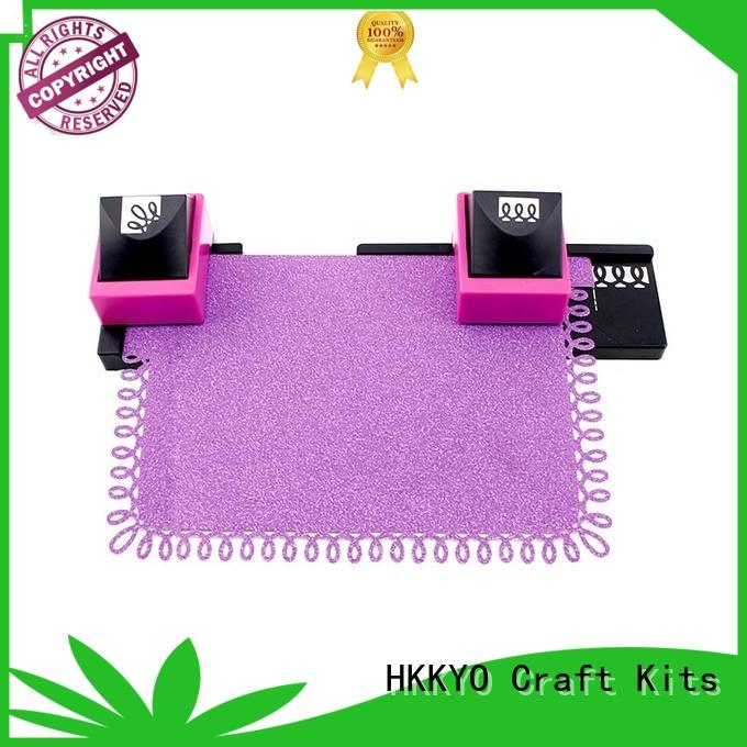 creative paper punch set mini wholesale for holiday gifts