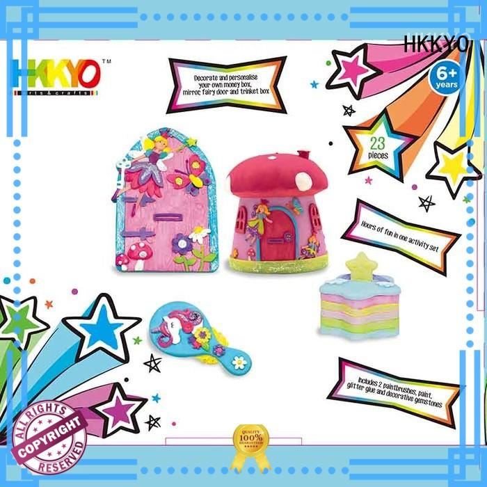 educational craft kits for girls mermaid do-it-yourself for window art