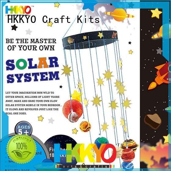 Custom scrapbooking kits solar system manufacturers for children