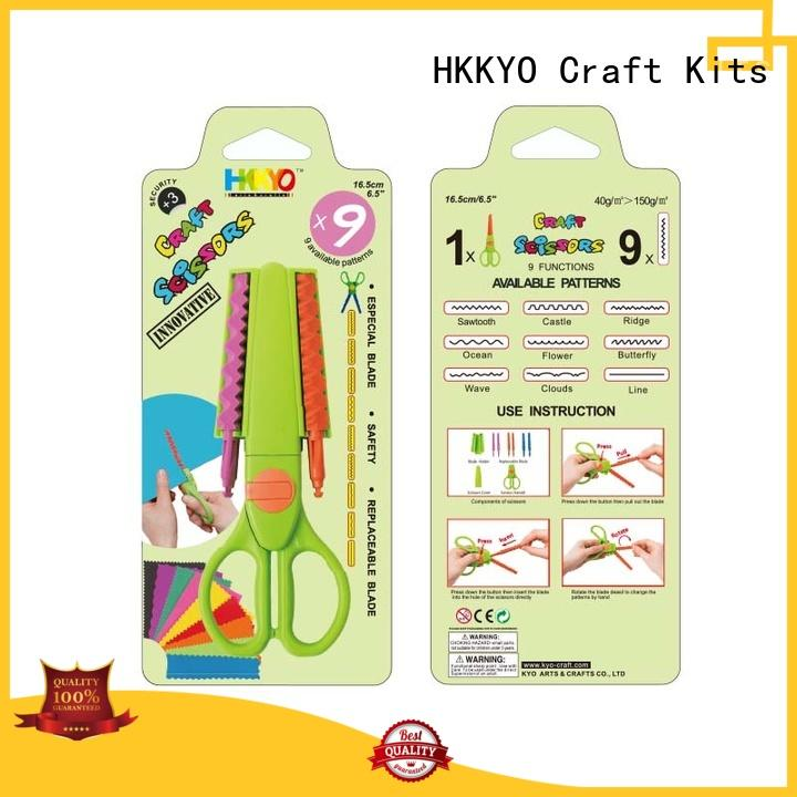HKKYO Latest craft scissors shapes company for art & craft lovers