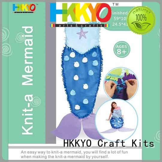 HKKYO creative scrapbooking set precut for rainy day craft