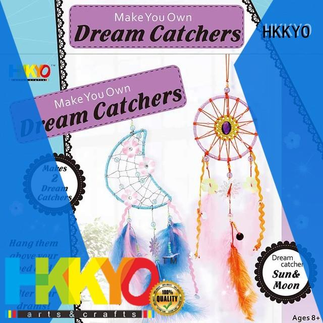 HKKYO dreamy arts and crafts kits innovative for kids