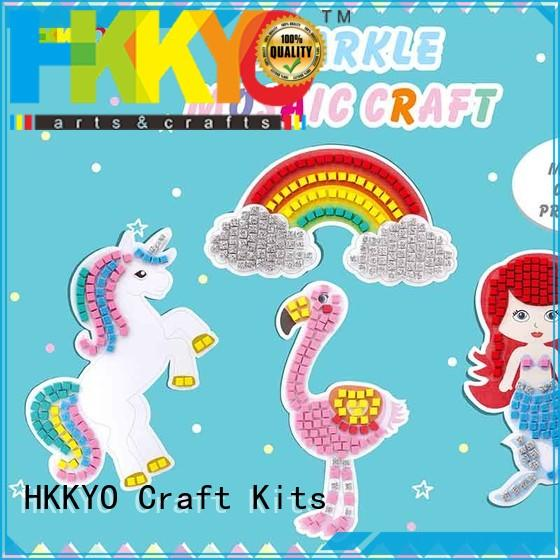 HKKYO paper template kit craft creative for DIY crafts