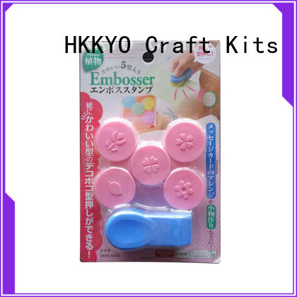 HKKYO ABS arts and crafts tools manufacturer for scrapbook pages