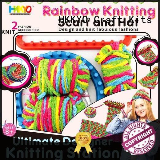 HKKYO wearable diy craft kits fabulous for girls