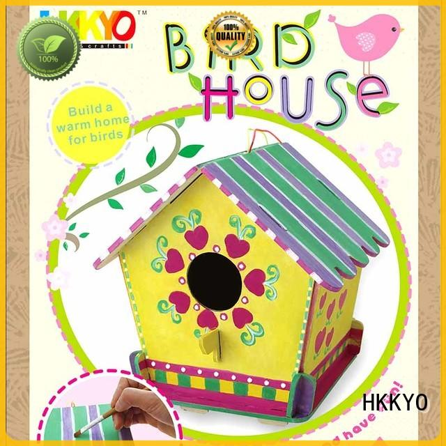 HKKYO waterproof scrapbooking kits do-it-yourself for painting craft