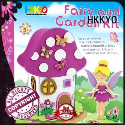 HKKYO lovely craft kits DIY for children