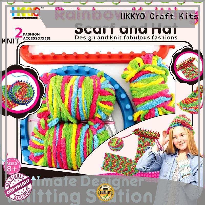HKKYO hat kids scrapbook kit Suppliers for kids artwork
