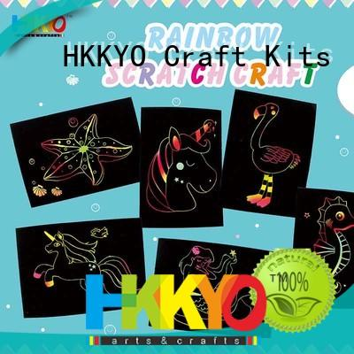 HKKYO Wholesale craft kits manufacturers for gifts
