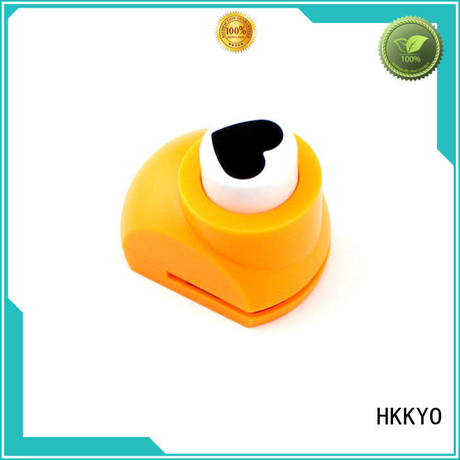 HKKYO convenient paper punches for scrapbooking manufacturer for paper