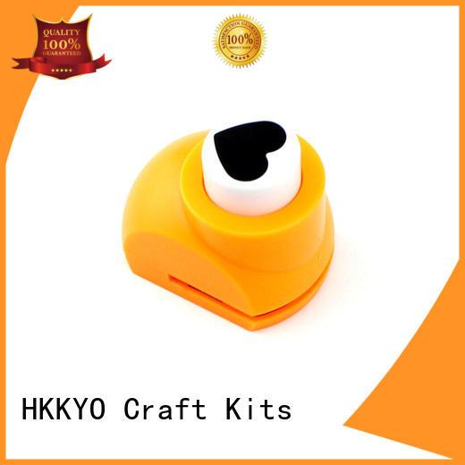 HKKYO Custom scrapbook hole punch manufacturers for cardboard