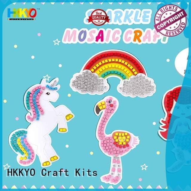 HKKYO unique kit craft creative for DIY crafts