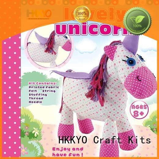 HKKYO easy-to-do craft sets for girls manufacturer for kids