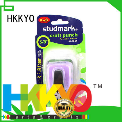 amazing craft paper punch shapes supplier for gifts HKKYO