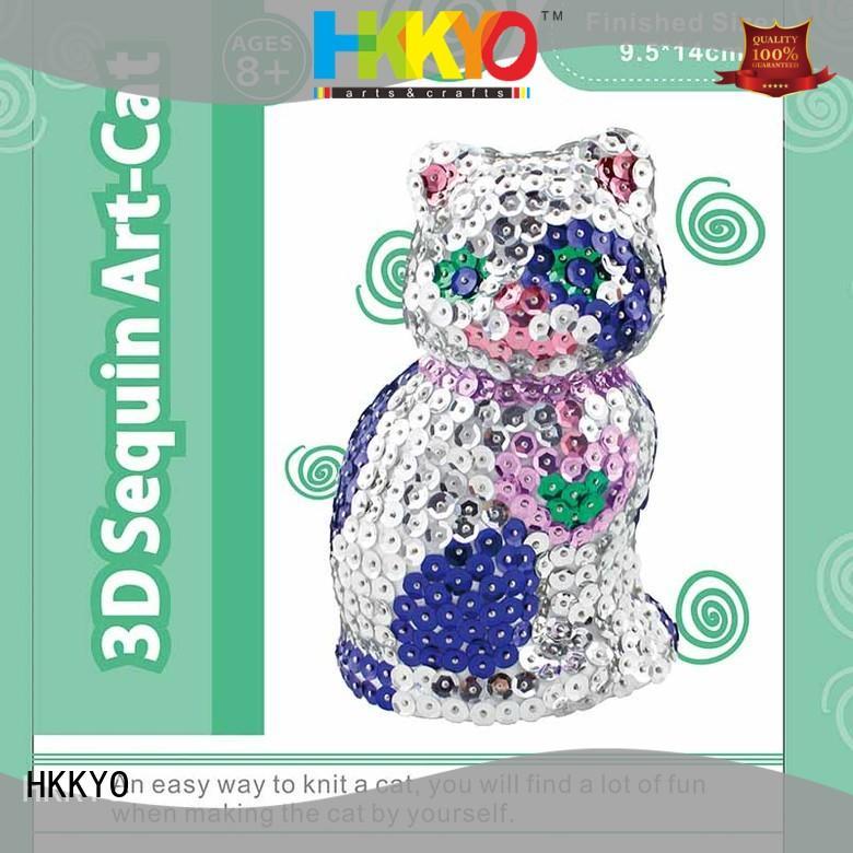 HKKYO lovely scrapbook set DIY for decor
