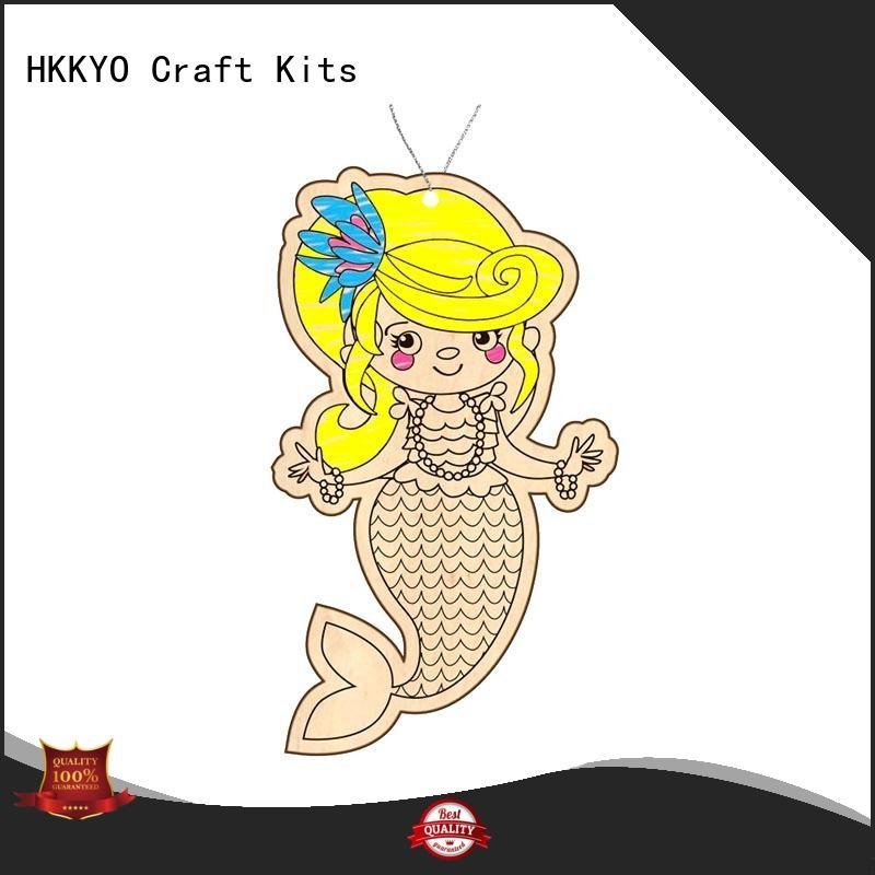 creative scrapbook making kit do-it-yourself for painting craft HKKYO