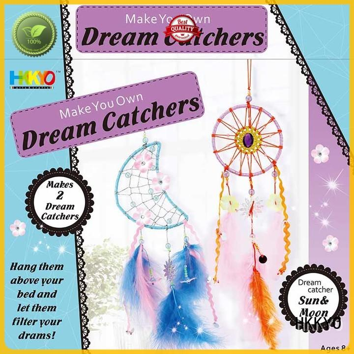 Top christmas craft kits dream catcher company for girls