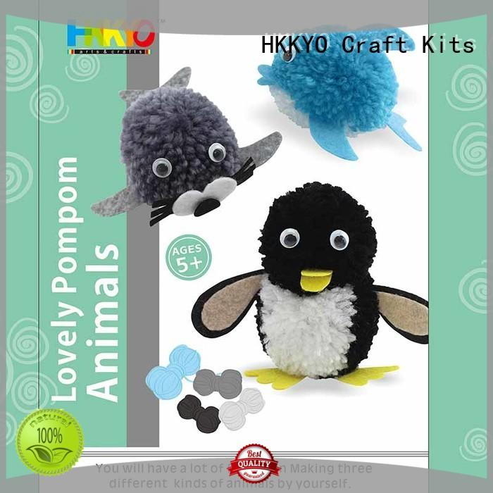 wiggle eyes craft kits long service life for decoration HKKYO