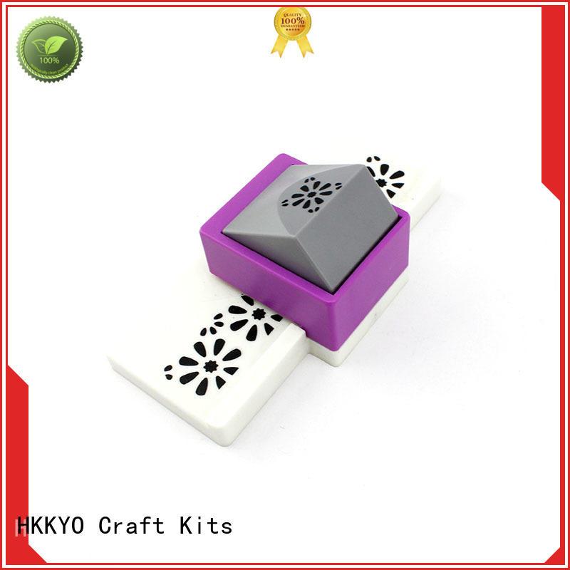 ek success edge punch multi colors for greeting cards HKKYO