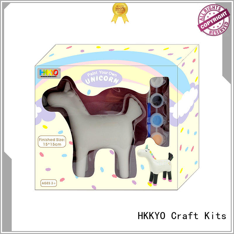 HKKYO birdhouse craft kits for adults manufacturer for birthday gifts