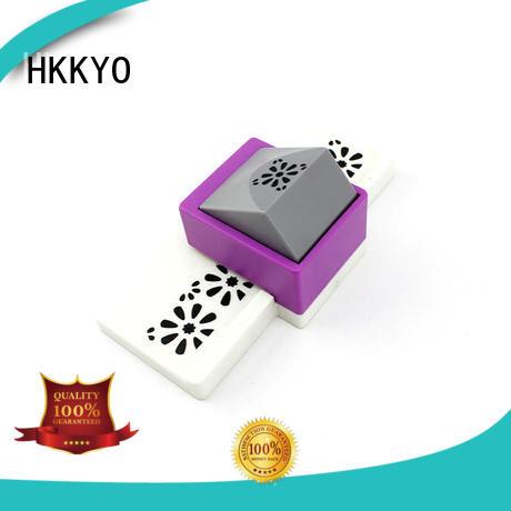 HKKYO fun paper edge punch long service life for DIY scrapbook